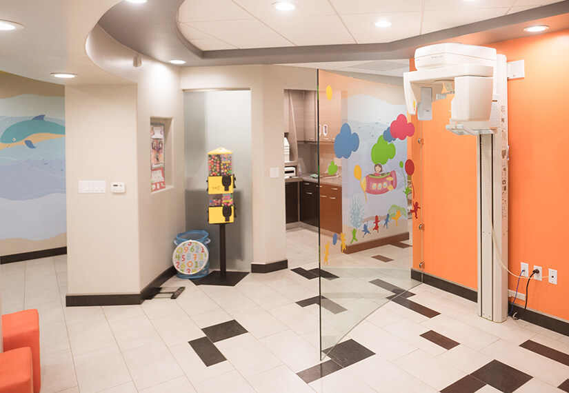 Game station photo for MV Kids Dentists and Braces in Mountain View, CA